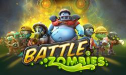 Битва Зомби: сражайтесь с другими игроками в реальном времени!