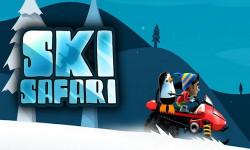 "Ski Safari – динамичный зимний ""раннер"""
