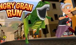 Сумасшедшая гонка Angry Gran Run: побег злой бабули