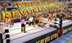Wrestling Revolution 3D научит пересчитывать косточки своих оппонентов изящными способами