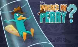 Где же Перри? – головоломка