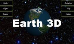 Earth 3D – наблюдение за планетой с космоса