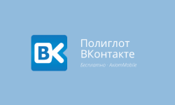 Полиглот ВКонтакте – лучший клиент популярной российской соцсети