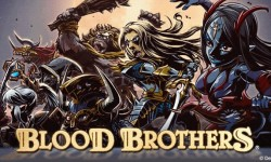 Blood Brothers – пошаговая RPG-игра