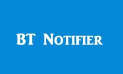 BT Notifier