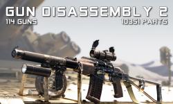 Gun Disassembly 2 – симулятор сборки/разборки оружия