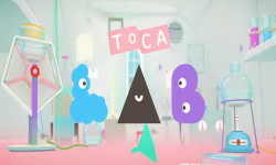 Toca Lab – головоломка для будущих ученых