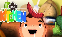 Toca Kitchen – симулятор кухни