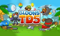 Bloons TD 5 – игра в стиле Tower Defense