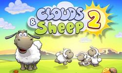 Милая игра про овечек Clouds and Sheep 2
