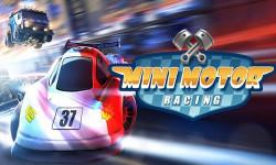 Mini Motor Racing – аркадные гонки на микро-машинках