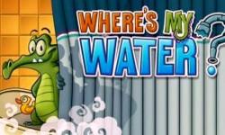 Where's My Water? Android – увлекательная логическая игрушка