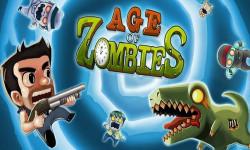Age of Zombies – отстреливаем зомби