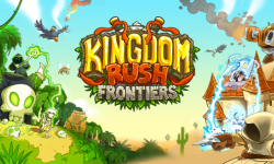 Kingdom Rush Frontiers выполнена в лучших традициях Tower Defense