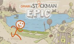 Нетрадиционные рисованные приключения Draw a Stickman: EPIC