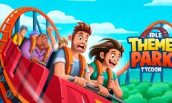 Theme Park Tycoon Game