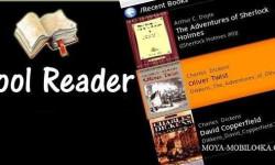 Cool Reader – для чтения электронных книг