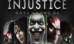 Injustice: Gods Among Us – 3D файтинг