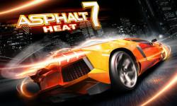 Asphalt 7 Heat  – потрясающие гонки