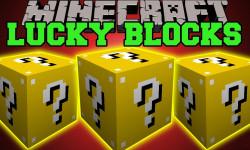 Лаки Блоки для Майнкрафт