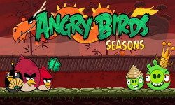 Angry Birds Seasons – продолжение мирового бестселлера