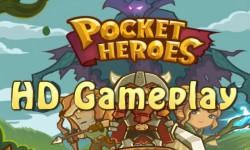 Увлекательная ролевая стратегия Pocket Heroes