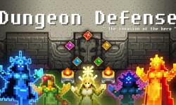 Пиксельная стратегия Dungeon Defense