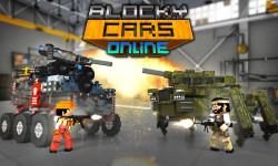 Blocky Cars Online