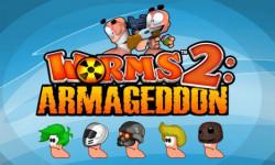 Worms 2: Armageddon – легендарные червяки