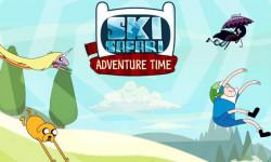 Ski Safari: Adventure Time – таймкиллер для всей семьи!