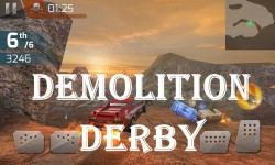 Захватывающие дерби-гонки Demolition Derby