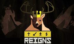 Оригинальная карточная игра Reigns