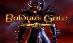 Легендарная Baldur's gate теперь и на Андроид