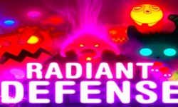 Radiant Defense: хардкорная Tower Defense