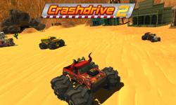 Сумасшедшие многопользовательские гонки Crash Drive 2