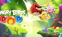 Angry Birds POP Bubble Shooter – яркая аркада от Rovio
