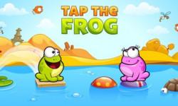 Tap The Frog – аркада на реакцию