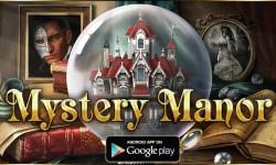 Mystery Manor – загадочная квест-головоломка