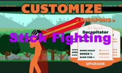 Динамичный таймкиллер Stick Fighting