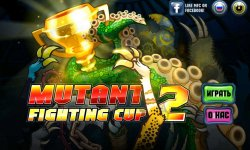 Mutant Fighting Cup 2 – создавайте монстров для сражений на арене