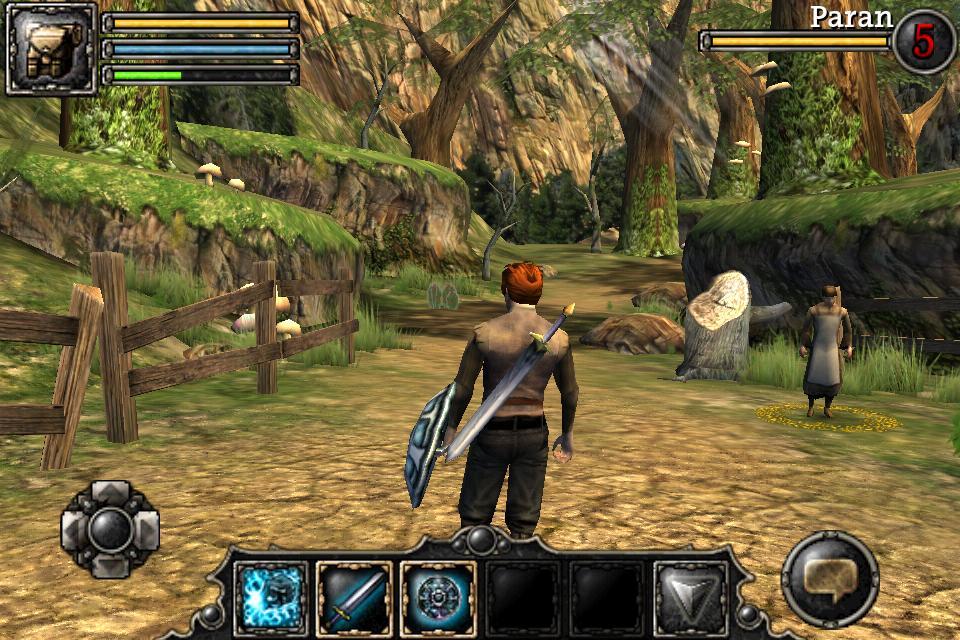 Aralon Sword and Shadow
