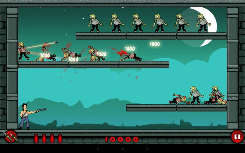 обзор игры Stupid Zombies