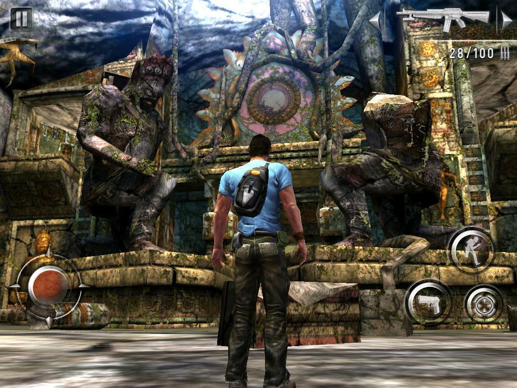 обзор игры Shadow Guardian HD