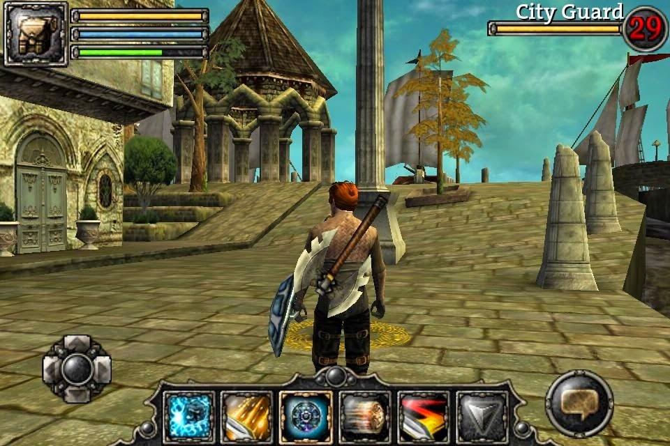 обзор игры Aralon Sword and Shadow