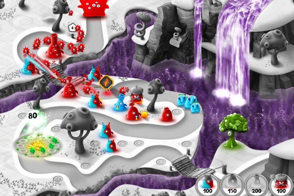 описание игры Jelly Defense