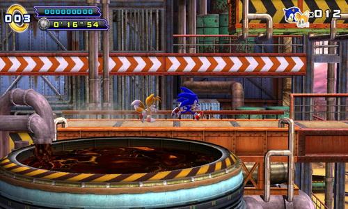 Sonic 4™ Episode I для Андроид