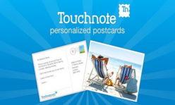 Touchnote лого