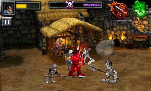 Army of Darkness Defense скриншот