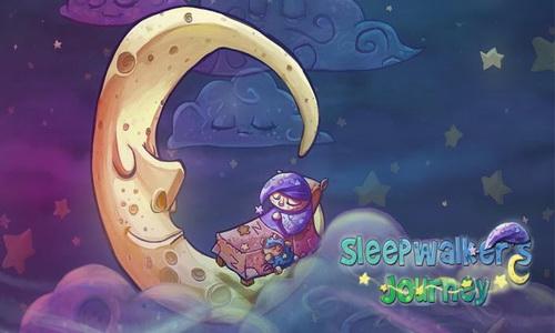 Sleepwalker's Journey лого