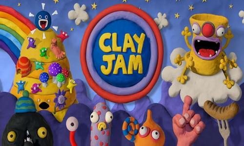 Clay Jam лого